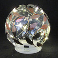 Hot sale New Custom Design Decorative LED Light Glass Ball for christmas decoration