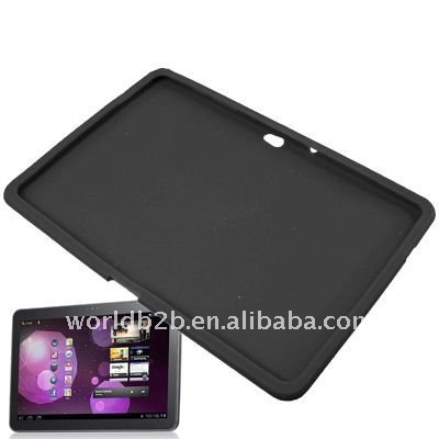 silicon case for samsung galaxy tab P7500