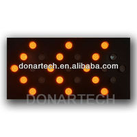 Super brighness, water-proof LED Arrow Board