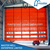 Pvc fast moving stacking door