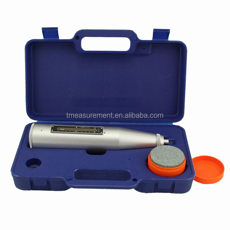 HT-225 hammer impact / smith hammer test / <strong>concrete</strong> hardness tester for compressive strength <strong>concrete</strong>