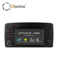 Ownice C500 Octa core android 6.0 car DVD audio for Mercedes Benz R Class W251 built in RDS multimedia USB BT Wifi