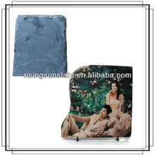 Slate stone print painting selfdom style any picture can print