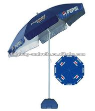 pepsi beach umbrella and parasol BU015