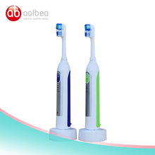exact electric toothbrush rotation oscillation brushes & induction rechargeable