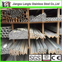 High quality 202 Stainless Steel Angle Bar with Complete Specification