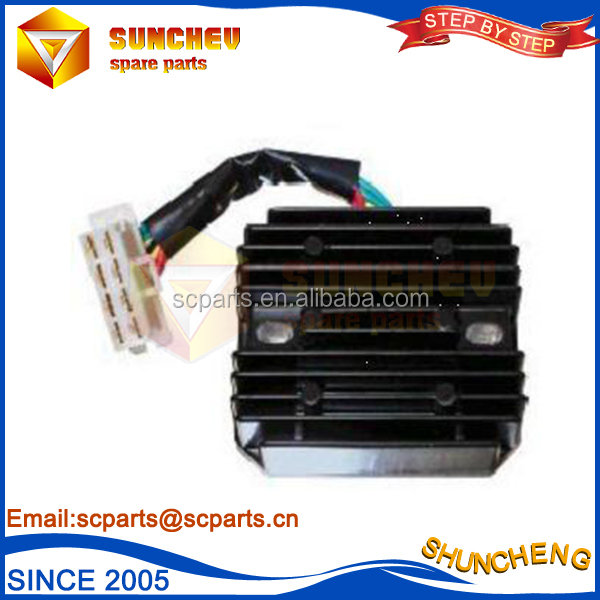 high quality jet ski parts electric voltage regulator