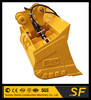 Heavy Earth Moving Equipment Spares, Hydraulic parts Hydraulic tilt mud bucket