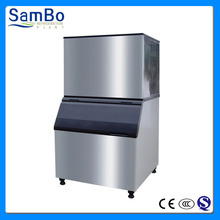 Containerized Snow Cube Ice Maker for Coffee and Hot Drinking (25KG-2T/Day)