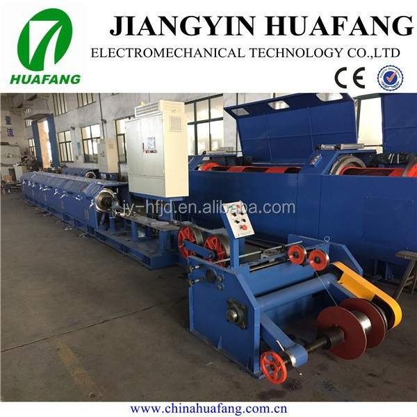 China High Speed Tubular Stranding Machine