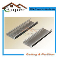 Suspened Ceiling Galvanized Steel Drywall Furring Channel Accessories