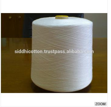 Combed Spun Yarn for Embroidery