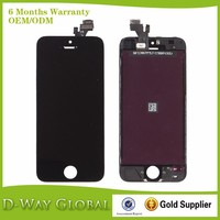 Mobile Phone LCD Screen Display for iPhone 5
