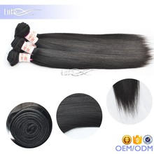 Indian Long Hair Braid Smooth And Soft Raw Virgin Indian Temple Hair From India