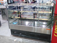 Cake display used commercial refrigerators supermarket equipment