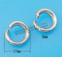 316l stainless steel open jump ring