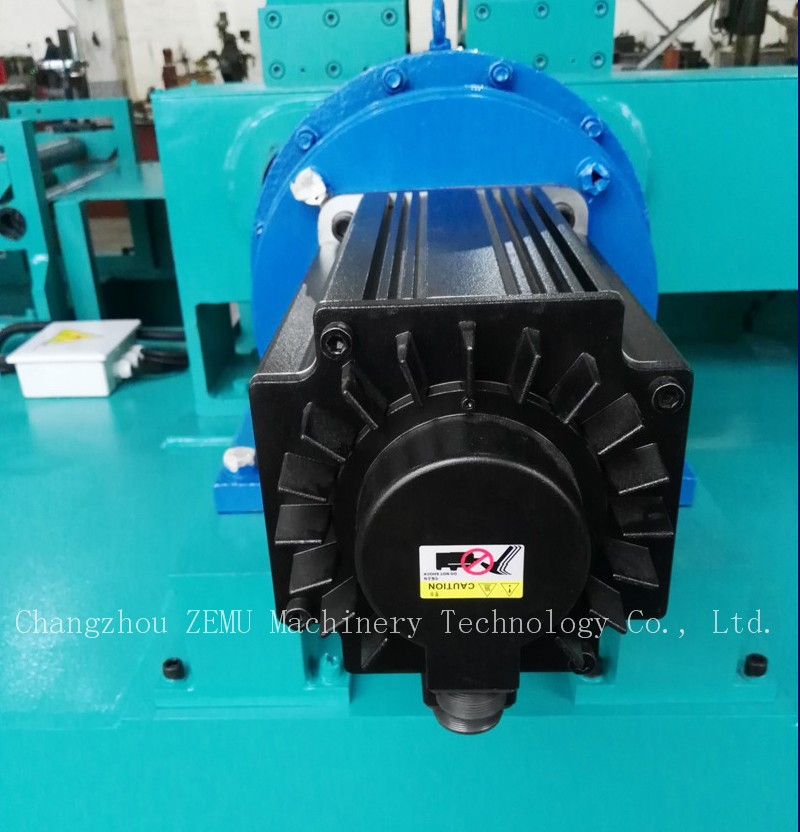 Oil Immersed Distribution Transformer Radiator Forming Machine