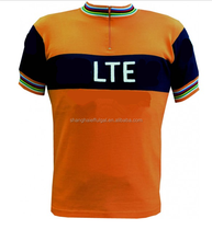 College Cycling Jerseys Rainbow sleeves cycling top