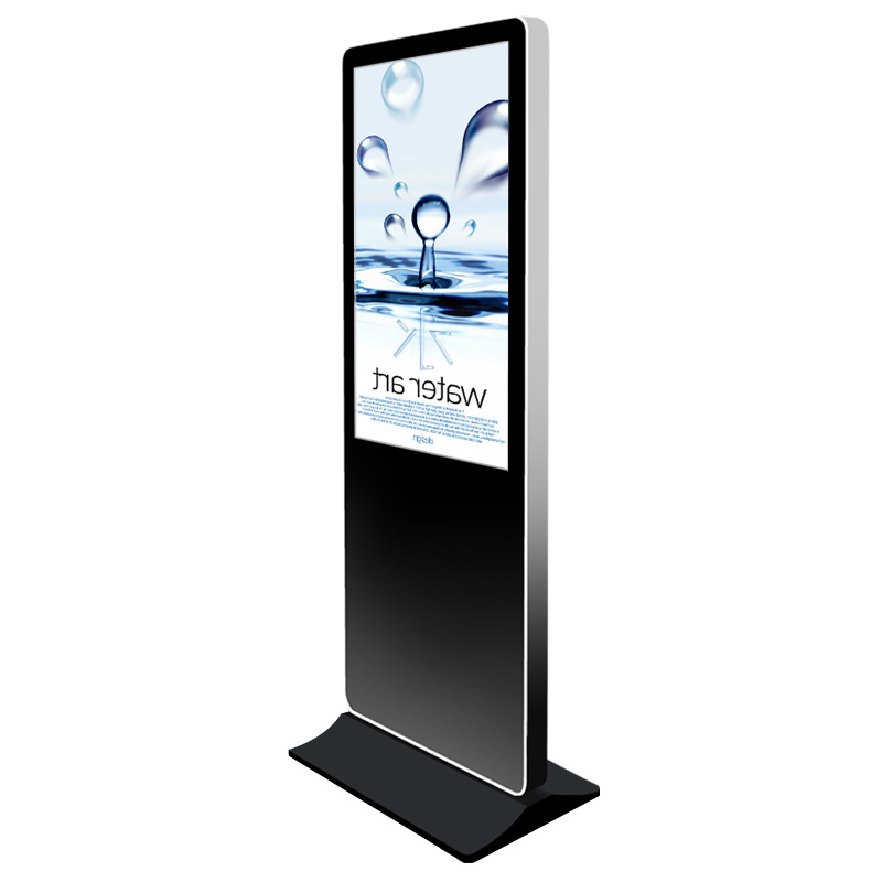 42 inch Shopping Center Standalone Digital Signage Player, Floor Standing LCD Advertising Display