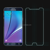 Wholesale phone accessory Smart Touch 9h Hardness Tempered Glass Film Screen Protector for samsung galaxy note 5 in stock