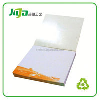 novelty memo sticky notes eco stationery