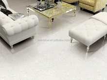 Best selling product 60x60 crystal white polished tiles / crystal white vitrified tiles