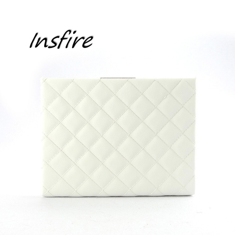 Online shopping grace evening bags ladies clutch bag for wedding mini hard case purse