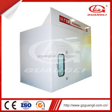 High quality reasonable ventilation system painting workplace car paint mixing room