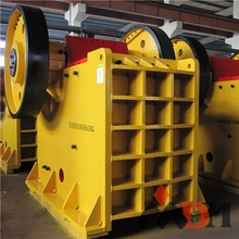 High quality ceramic jaw crusher price supplier from Shanghai DM Manufactory
