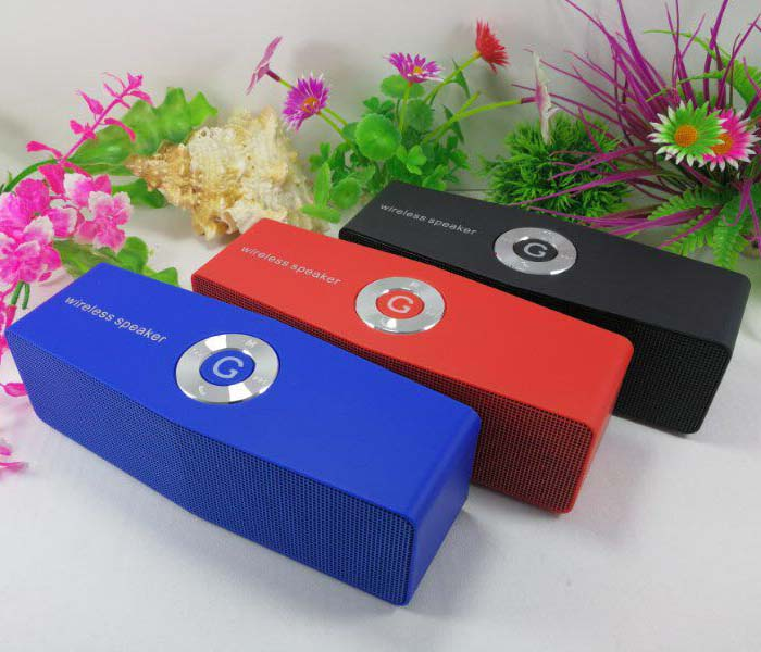 Mini Portable Waterproof Wireless Bluetooth Active Speaker for Home Audio