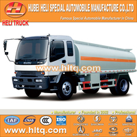 Japan technology 16000L 18000L fuel tank truck hot sale good quality