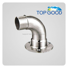 stainless steel adjustable handrail tube connector