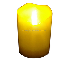 High Quality Waterproof Battery Operated Flameless Led Tea Light Candle