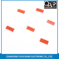 Factory popular wholesale 0.0 1-6.8uF climatic category polypropylene film capacitor bank