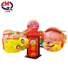 Attractive amusement park rides kids big eye plan rides for sale