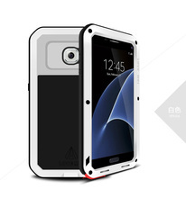 hot selling Original LOVE MEI Shockproof Aluminum case for samsung galaxy s7