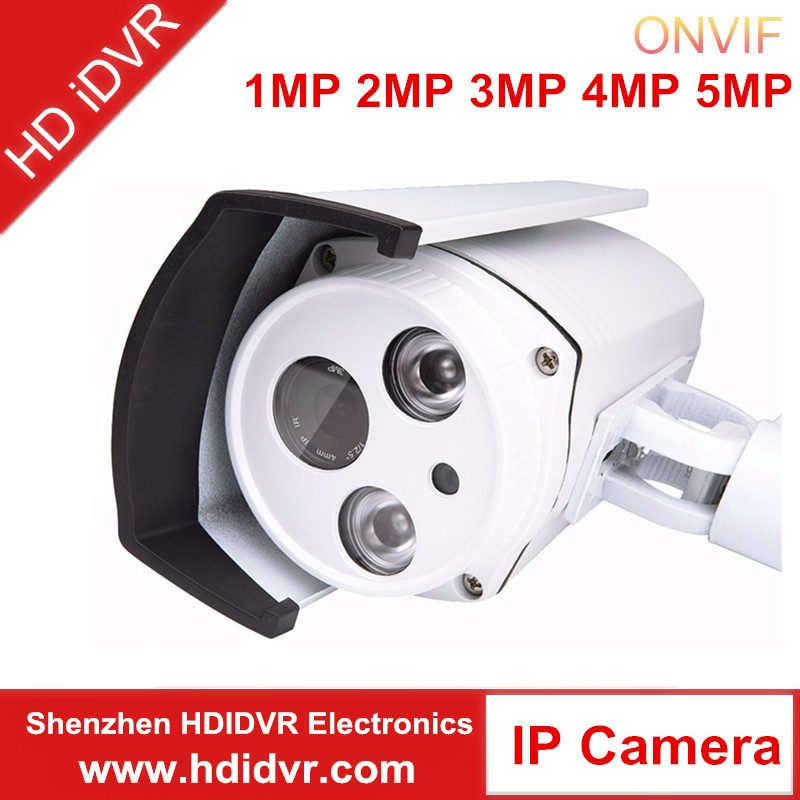 HD iDVR brand 6-22mm Varifocal Lens 50-70m IR Night Vision Waterproof IP66 Sony IMX291 Starlight IP Camera Module 2Megapixel