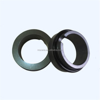 Black Silicon Carbide Ceramic Sic Ring