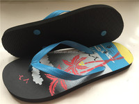 Cheap Summer beach slipper Men Gender Unisex rubber flip flops walker thongs