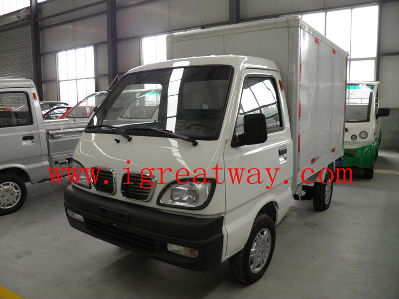 eec L7e electric truck 60v/6.5kw