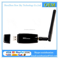 300Mbps Wireless USB WiFi Network Adapter 2.4GHz External Antenna Networking 802.11n/g/b