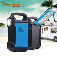 Looking For a European Distributor Big Truck Survival Kit 24V Emergency Portable Power Bank Jump Start