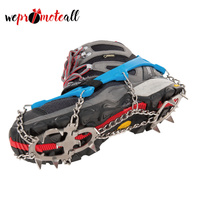 Winter Outdoor Sports Non Slip Snow Grabbers / Ice Cleats /Grips / Spikes