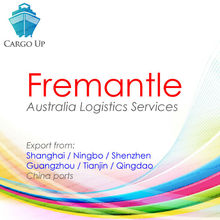 Shipping agency from Qingdao to Fremantle