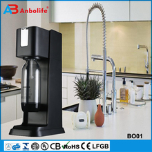 Anbolife water dispenser machine Home Soda Maker Kit Easy-to-Use Sparkling Carbonated Seltzer Beverage Maker 5 x CO2 Soda Charge