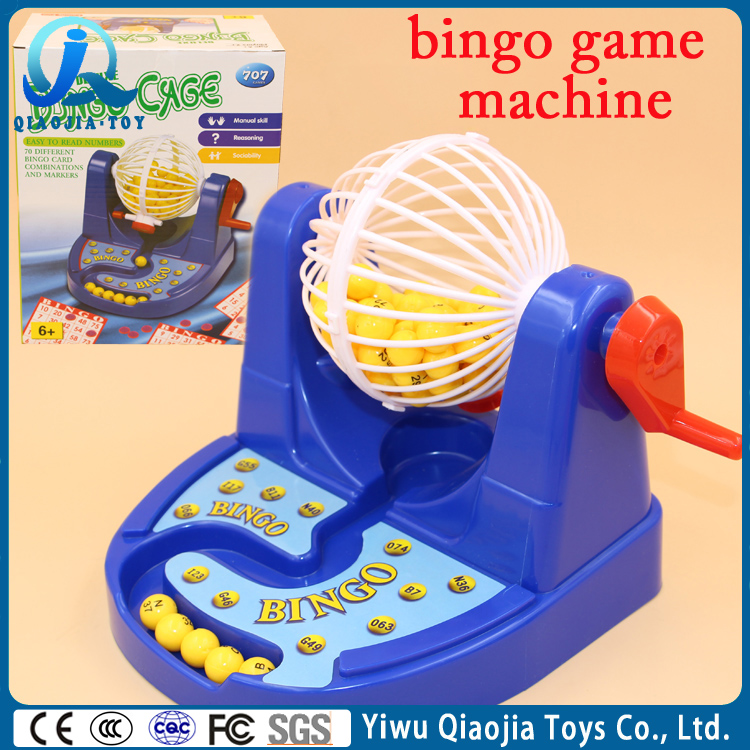 bingo game machine toy kidsToys Hobbies Fun SportsToy Balls Learning Education toys