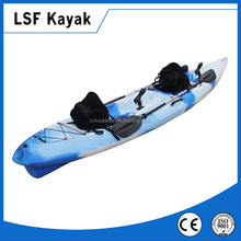 Popular 2 person pedal kayak