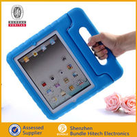 New Portable EVA Cute foam handle Case for iPad 2 3 4 kids