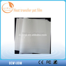 Heat transfer film for wood printing snake skin image