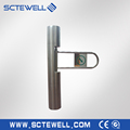 Automatic Swing Barrier Gate with Access Control System